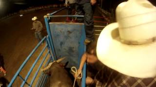 GoPro First Time Bull Riding