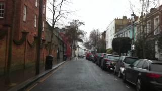 London Streets (490.) - South Kensington - Notting Hill - North Kensington