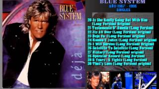 BLUE SYSTEM - DEJA VU (LONG VERSION) ORIGINAL