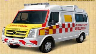 Medilift ICU Road Ambulance in Boring Road and Mahendru (Patna)