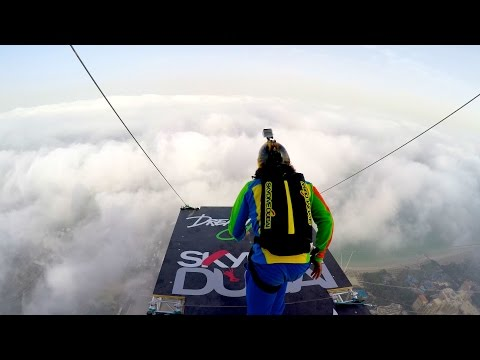 Extreme Base Dream Jump - Dubai