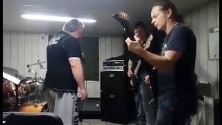 Video IRAS záznam ze zkoušky kapely IRAS