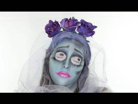Αποκριάτικο μακιγιάζ: Η Νεκρή Νύφη