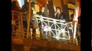 preview picture of video 'Momentos concierto Nando Agueros en Fiestas el Astillero 2014.'