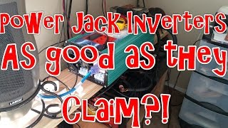 Power Jack 5000W Pure Sine Inverter Review - part3/3 - Most