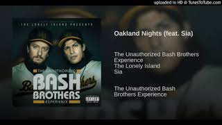 Oakland Nights   The Lonely Island (Feat. Sia)
