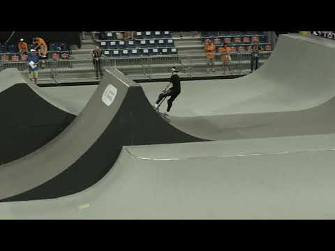 Jayden Sharman - ISA Men's World Scooter Semi Finals 2019