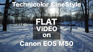 canon m50 cinematic 4k - TH-Clip