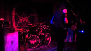 "Absu ""Apzu,"" ""Cyntefyn's Fountain,"" & ""Abraxas Connexus"" live at Ace of Cups, 4-16-2013"