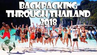 Backpacking Through Thailand