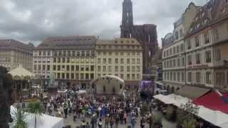 EUROPE DAY 2015: FLASH MOB IN STRASBOURG   ODE TO JOY