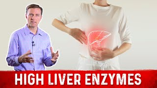 What Causes High Liver Enzymes?