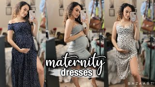 SHEIN MATERNITY TRY ON HAUL | Styling Your Baby Bump Summer 2020