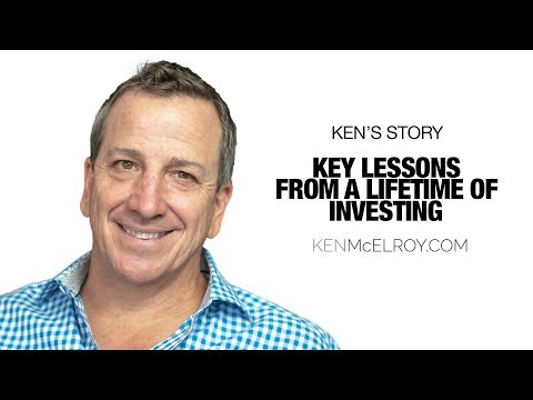 Key LESSONS from a LIFETIME of INVESTING