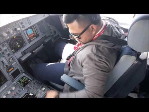 Airbus A330 Jeddah to Jakarta