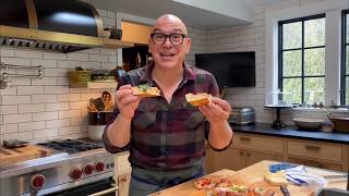 Michael Symons Sicilian-styled Pizza At Home