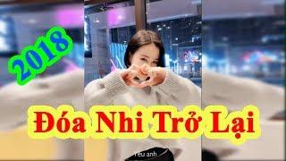 Đóa Nhi Trở Lại Cực Đáng Yêu 2018 - Đặc Biệt Đóa Nhi Còn Nói Tiếng Việt