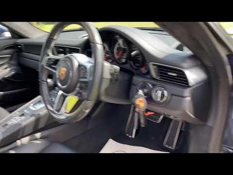 Porsche 991 Turbo S PDK Video