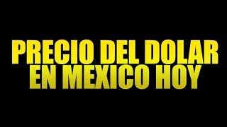 Precio del Dolar hoy en México Miércoles 17 de Octubre del 2018 (ACTUALIZADO EN LA DESCRIPCIÓN)