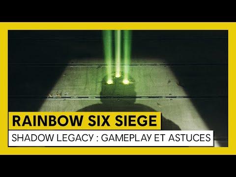 Gameplay Sam Fisher de Tom Clancy's Rainbow Six : Siege