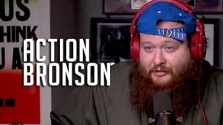 Hot 97 - Action Bronson talks F*ck That's Delicious & Ghostface Beef!