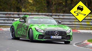 Best of Nürburgring Touristenfahrten - Highlights, Slides & Action! Nordschleife