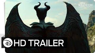 MALEFICENT: MÄCHTE DER FINSTERNIS – Offizieller Trailer (deutsch/german) | Disney HD