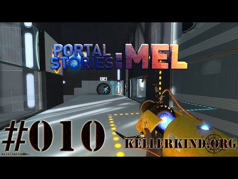 Portal Stories: Mel #10 – Aufzug als Falle? ★ Let's Play Portal Stories: Mel [HD|60FPS]