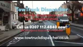 preview picture of video 'Breakdown Recovery in London Borough of Brent'