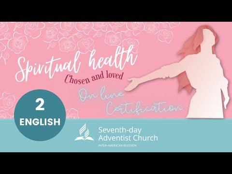 E02 - Chosen and Loved 2021 - Online Certification - Spiritual ...