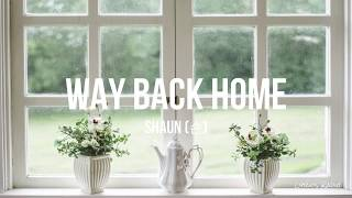 Shaun - Way Back Home | Lyrics/Lyric Video