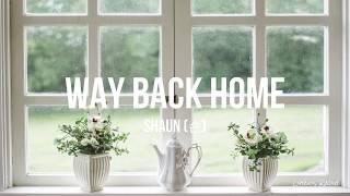 Shaun - Way Back Home | Lyrics/Lyric Video