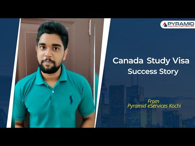One More Canada study visa success!