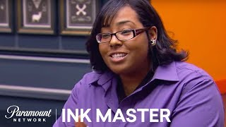 I Have A Meisha On My Arm! - Ink Master: Redemption, Season 3