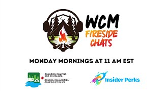 WCM Fireside Chats – National Parks