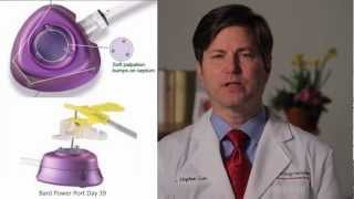 How a Portacath is used for Chemotherapy Treatment