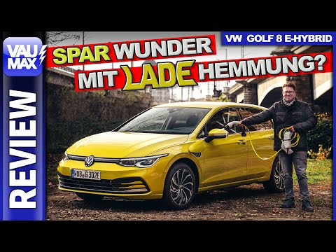 2021 VW Golf 8 eHybrid Fahrbericht – Die große Ladehemmung