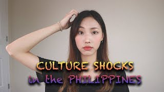 Culture Shocks I experienced in the Philippines 필리핀에서 받은 문화 충격