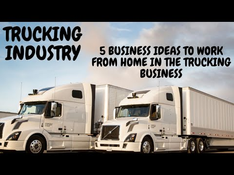 , title : 'TRUCKING | 5 BUSINESS IDEAS TO START MAKING MONEY IN TRUCKING | WORKING FROM HOME |