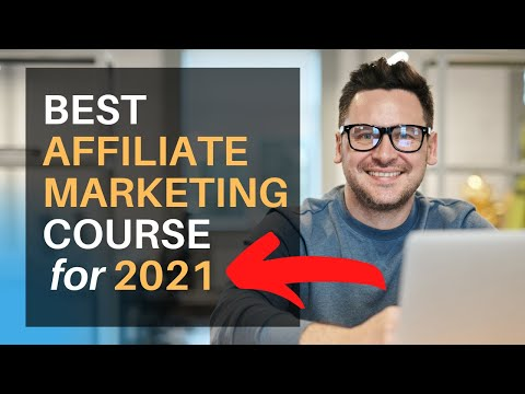 Best Affiliate Marketing Course for Beginners (2021)