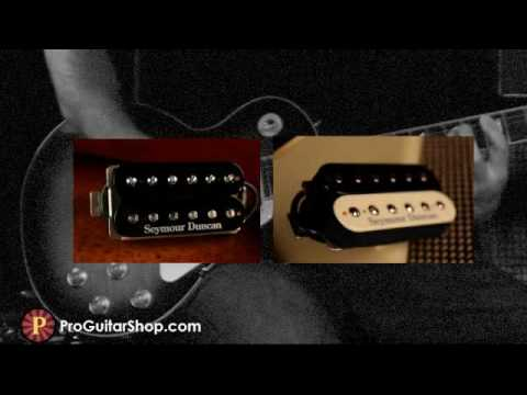 Hot rodded humbucker set seymour duncan seymour duncan hot rodded humbucker set asfbconference2016 Images