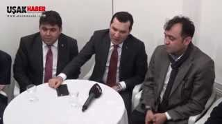 preview picture of video 'AK Parti Uşak 2. Sıra Milletvekili Adayı Eyüp Gökhan Özekin'in Basın Açıklaması'