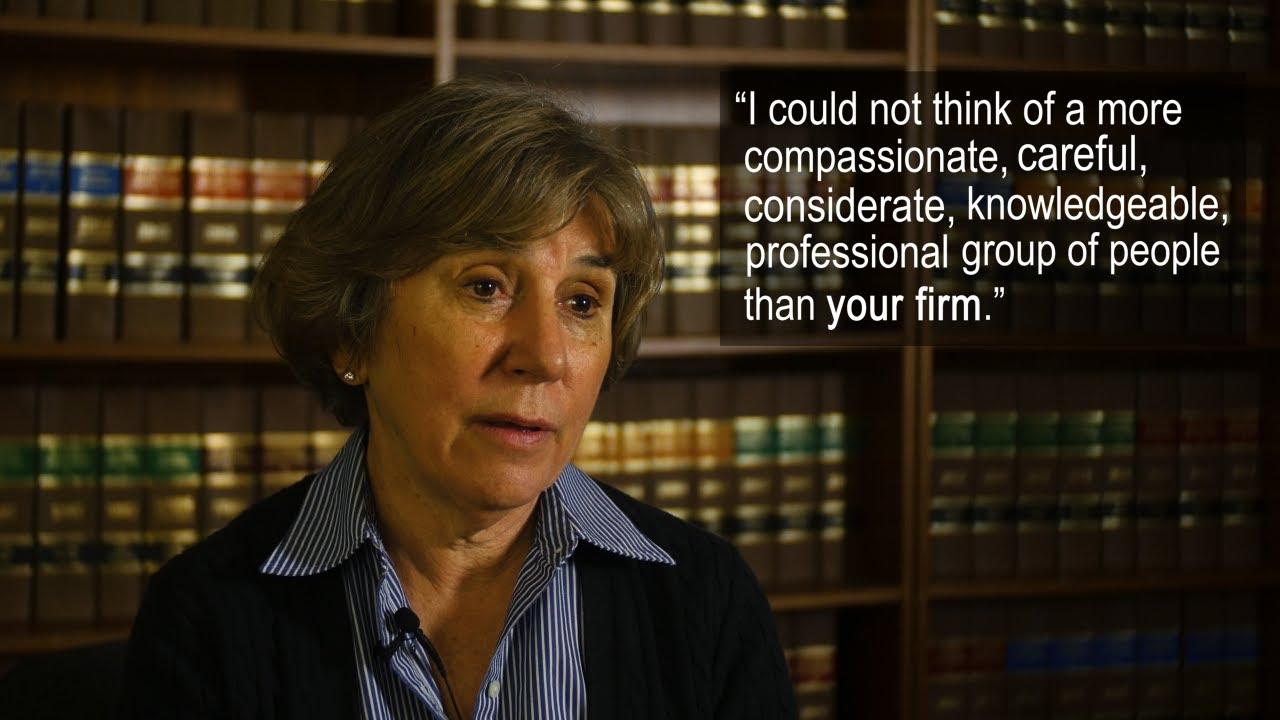 Sandy's Medicaid Planning Testimonial