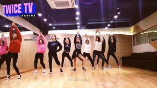 [[ Enhanced ]] Twice   Truth (Dance Practice)