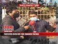 Farmers Protest: NDTV At Ground Zero Of Farmer-Police Clashes - Video