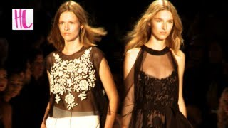 BCBG Max Azria Spring 2014 Fashion Show - Fashion Week