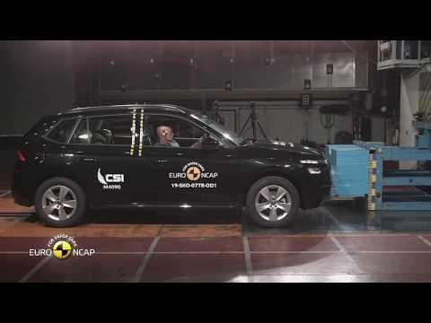 NCAP: Škoda Kamiq