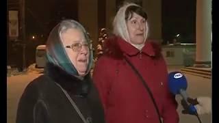 В курских храмах прошли рождественские службы