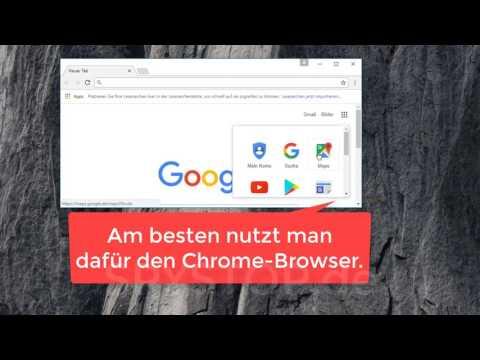 Google-Spionage eindämmen