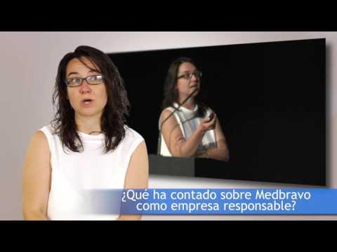 Patricia Ruiz-Ontañon nos habla sobre la plataforma web Medbravo en #EnredateElx 2016[;;;][;;;]